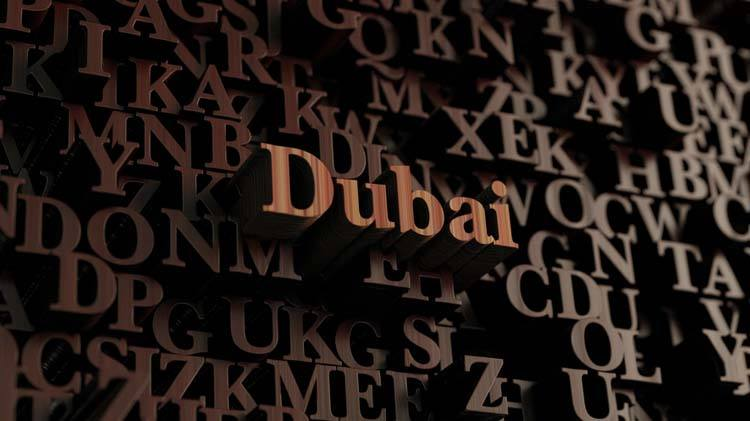 Dubai Font revealed